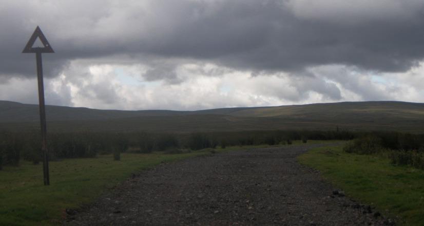 sleightholme moor road bowes moor yorkshire