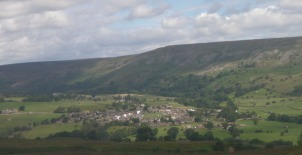 reeth from greets moss redmire moor