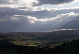 downholme moor, swaledale, yorkshire