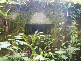 basingstoke canal pillbox