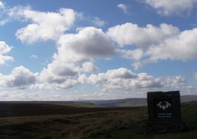 The Stang, border of North Yorkshire & County Durham