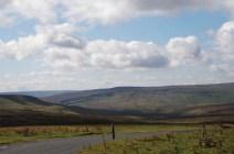The Stang - looking down toward Arkengarthdale