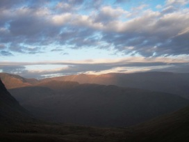 view from harter fell