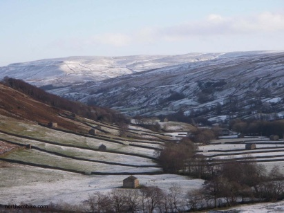 swaledale near angram