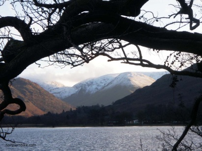 ullswater from glenridding