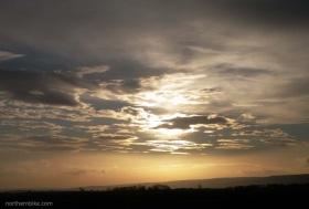 final sunrise of 2014