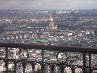 paris - tour Eiffel - les invalides