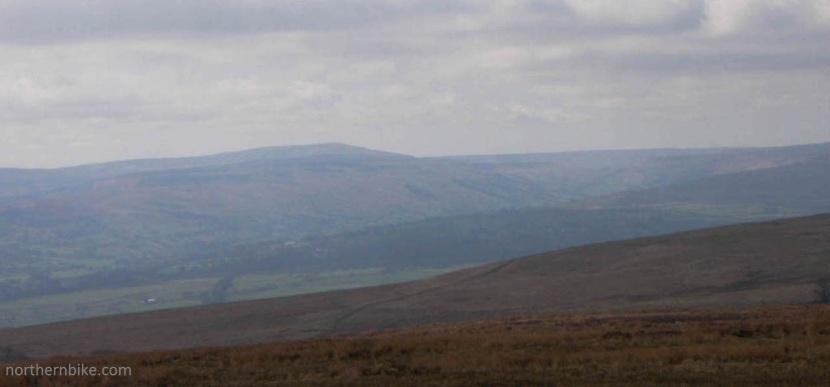 Redmire Moor, Yorkshire
