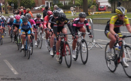 York - tour de Yorkshire - women's criterium
