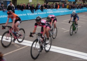 York - tour de Yorkshire - finish line