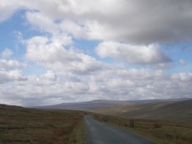 Tan Hill - road to Keld