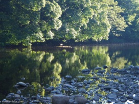 River Swale, Richmond, Yorkshire