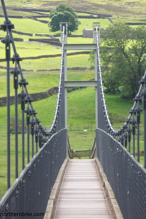 Reeth Swing Bridge