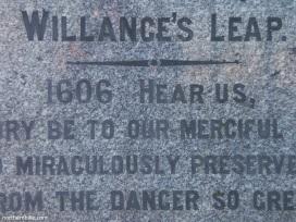 swaledale - willances's leap