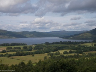 Kyles of Bute from Buachailean,Toward