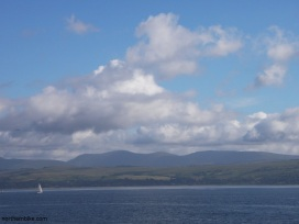 Firth of Clyde from Kirn, Dunoon