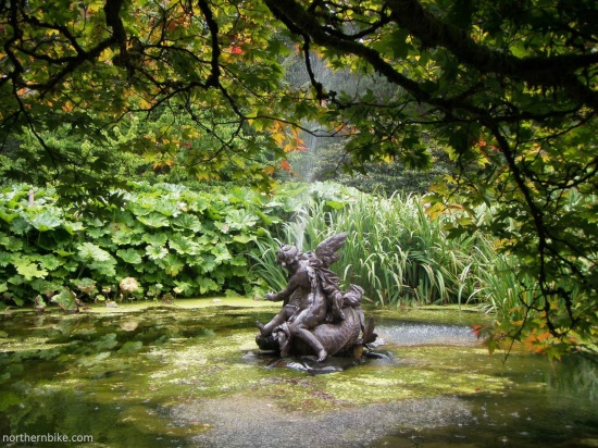 Benmore Botanic Garden.
