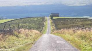 Road to Swinhope Head, Teesdale, County Durham