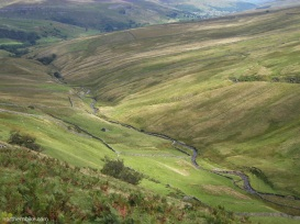 Buttertubs Pass, Swaledale, Yorkshire