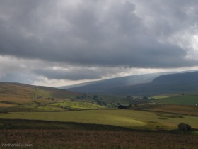 Teesdale from the Alston road