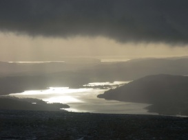 Windermere from Fairfield