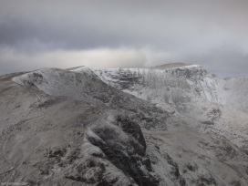 Helvellyn from Fairfield