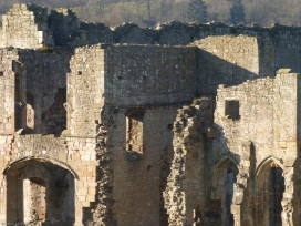 Easby Abbey, Richmond, Yorkshire
