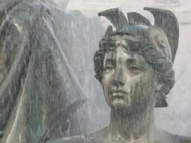 Le monument aux Girondins, Bordeaux