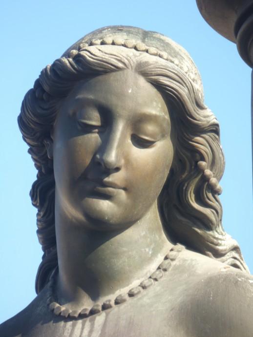 Fontaine des Trois Grace, Bordeaux