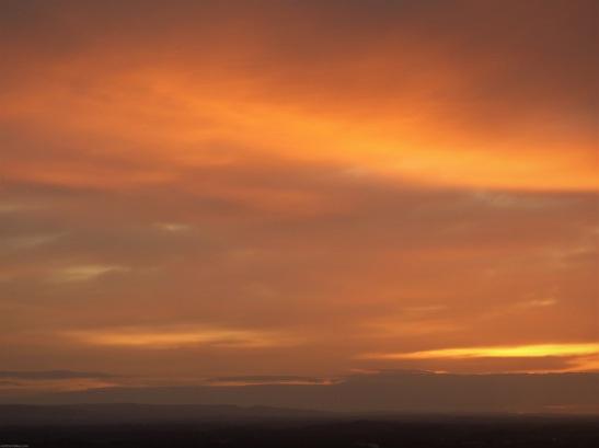 North Yorkshire sunrise