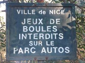 Nice, Mont Boron